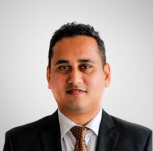 Nikunj Ghodawat - Chief Finance Officer