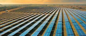 CleanMax Solar Power Plant