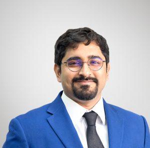Sushant Arora - Co-founder & CEO