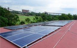 Iron Ore Company solar project