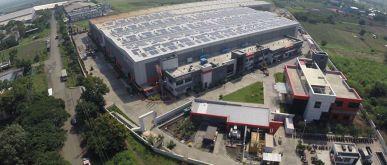 Konecranes Solar Plant
