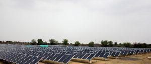 NBC Bearing Ground Mount Solar Plant